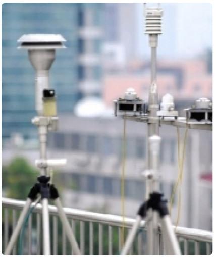 环境空气质量及化工废气中各类污染物检测